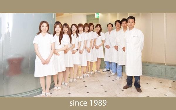 福岡 美容 看護師